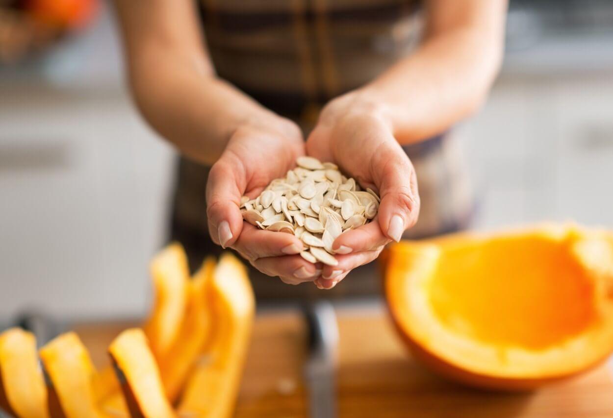 Как подготовить семена тыквы к хранению